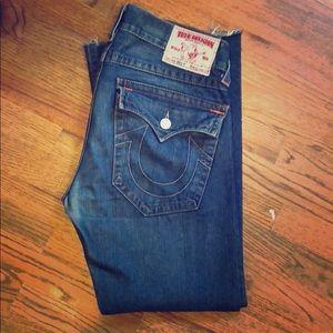 True Religion Men's Jeans 32x32